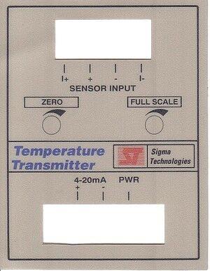 RTD PT100 Transmitter and Multiplexer